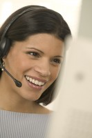 Callcenter, Quelle: MS Office